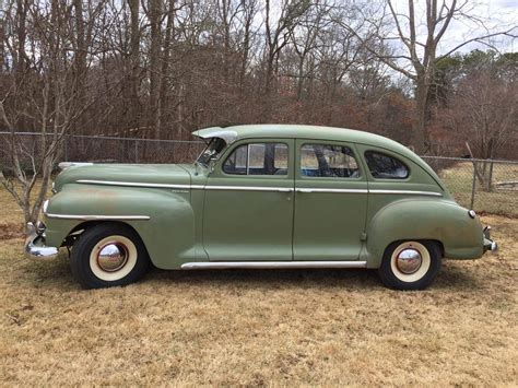 ford for sale plymouth 1948 plymouth special deluxe for sale 1913183 hemmings