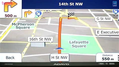 igo map usa 2012 america usa canada igo primo gps software with