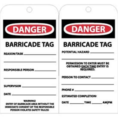 printable danger tags signs accident prevention nmc rpt172 tags danger