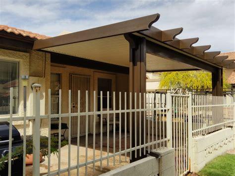 Alumawood Solid Patio Cover Mesa