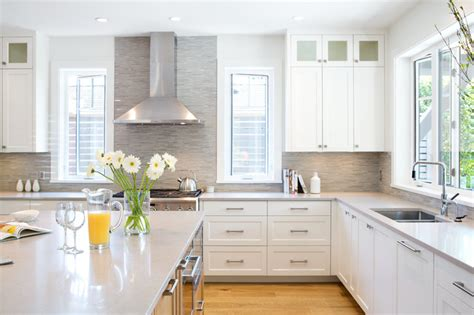 Ssc Countertops by Transitional Kitchen Vancouver By Ssc