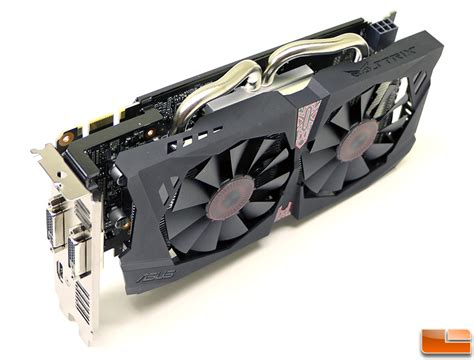 Vga Gtx 950 nvidia geforce gtx 950 2gb card review asus strix