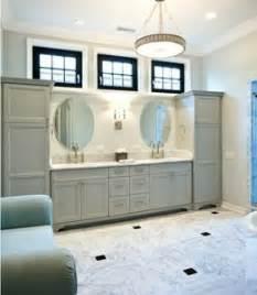 Used Double Sink Vanity Double Vanity And Linen Cabinet Combo Rta Kitchen