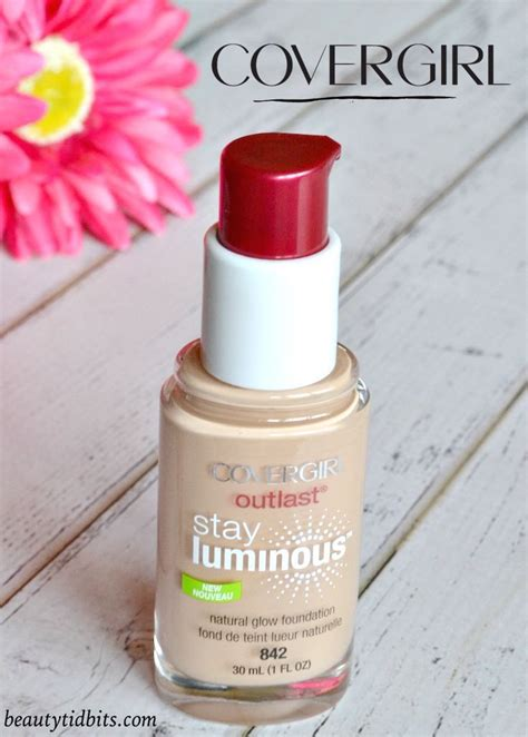 Covergirl Outlast Foundation favorite foundation 10 covergirl outlast stay