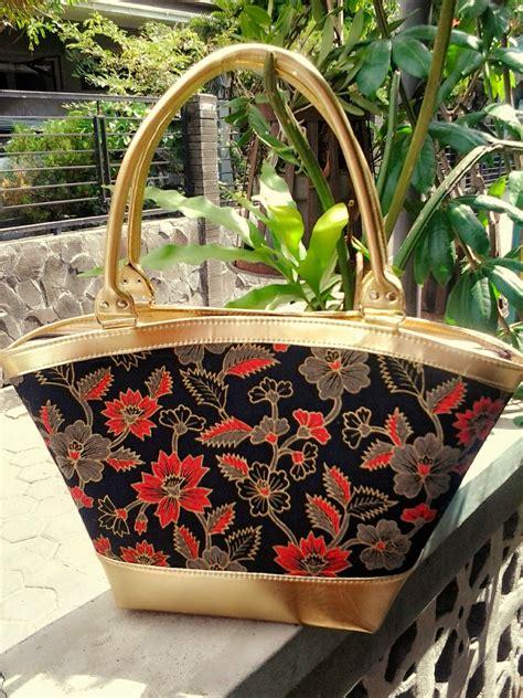 Tas Batik Oriflame Yg Cantik tas batik emas rp 60000 tas anyaman jogja