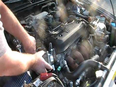 motor repair manual 1993 honda accord seat position control 1991 accord distributor swap youtube