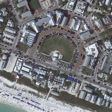 seaside  truman show town  seaside fl google maps