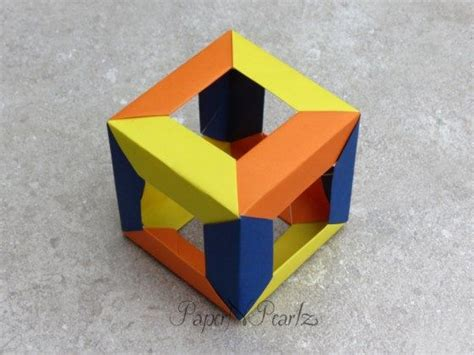 Modular Origami Models - 17 best images about modular origami on models