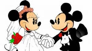 Topolino e minnie sono sposati per stessa ammissione di walt disney