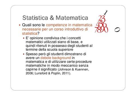 matematica geometria ragioneria e statistica imparare la statistica consolidando le competenze in