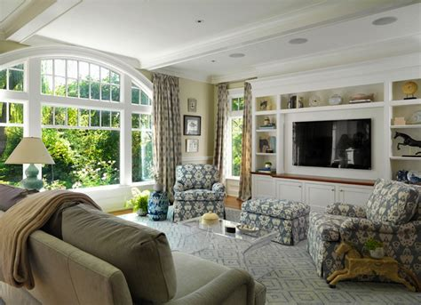 tv built ins traditional living room kate coughlin
