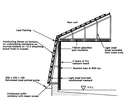 timber pitched roof detail how to insulate a mono pitch roof 12 300 about roof
