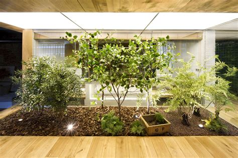 indoor garden indoor garden loft style home in terrassa spain