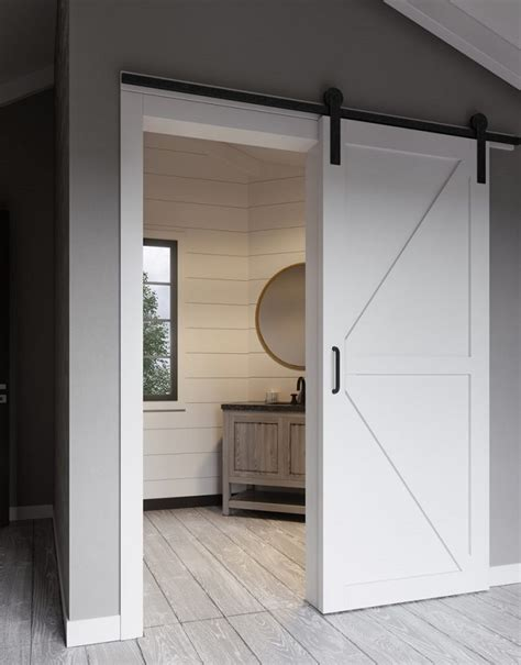 Sliding Barn Door Kit Design Trend Barn Doors Riverstone