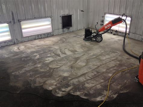 Paint Booth Floor Coating   Flooring Ideas and Inspiration
