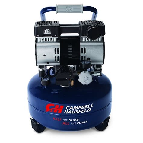 quiet air compressor  gallon campbell hausfeld dc
