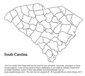 blank carolina map blank map of south carolina counties