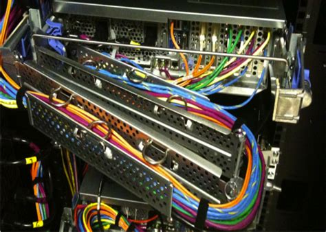 Server Rack Wiring Best Practices by Vallard S Ucs Rainbows 6500s And The Soul Of A