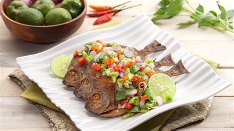 resep ikan sambal dabu dabu papua masak  hari