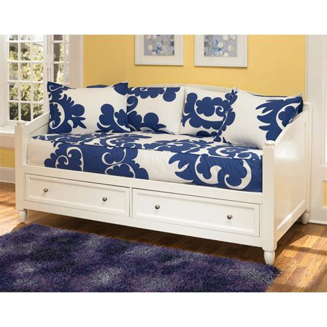 twin bed daybed shop home styles naples white twin daybed with under bed