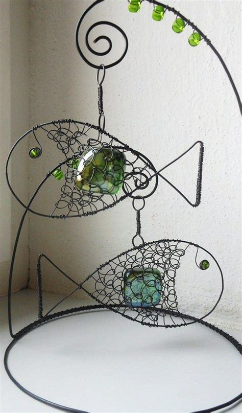 123 best images about wire crafts on trees
