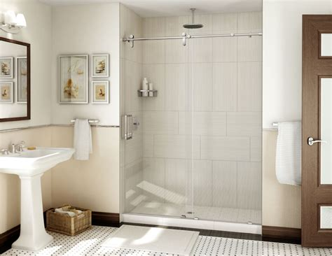 Alumax Frameless Shower Doors Alumax Proline Heavy Glass Units Shower Doors Bathroom Enclosures Alumax Bath Enclosures
