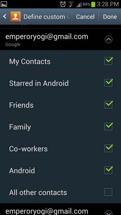 how to trim on android how to trim your bloated android contacts list in 5 minutes one click root
