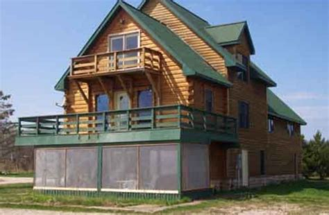 Madeline Island Cabin Rentals by Lake Home With Great On Madeline Vrbo