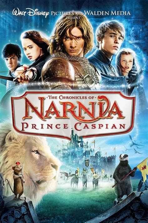 film narnia princ kaspian the chronicles of narnia prince caspian disney movies