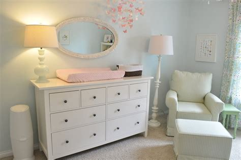Hemnes Dresser Nursery anyone pics of hemnes dresser in nursery the bump