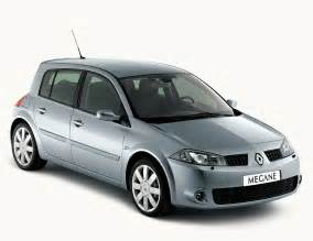Renault Magen Renault Megane Car Technical Data Car Specifications