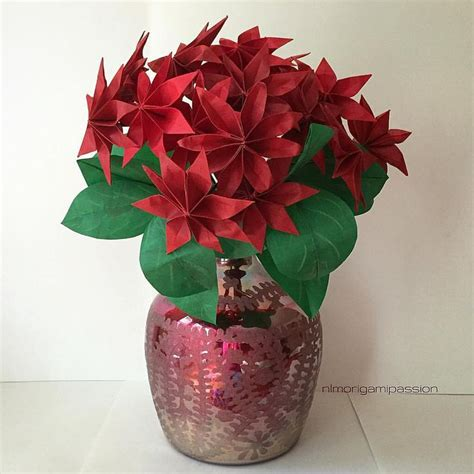 Origami Flower Arrangements - 187 best origami bouquets images on origami