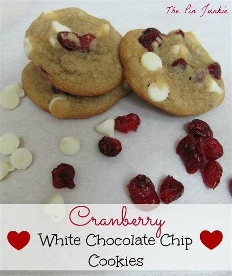 Link Brandied Cranberry White Chocolate Chip Cookies by Cranberry White Chocolate Chip Cookies