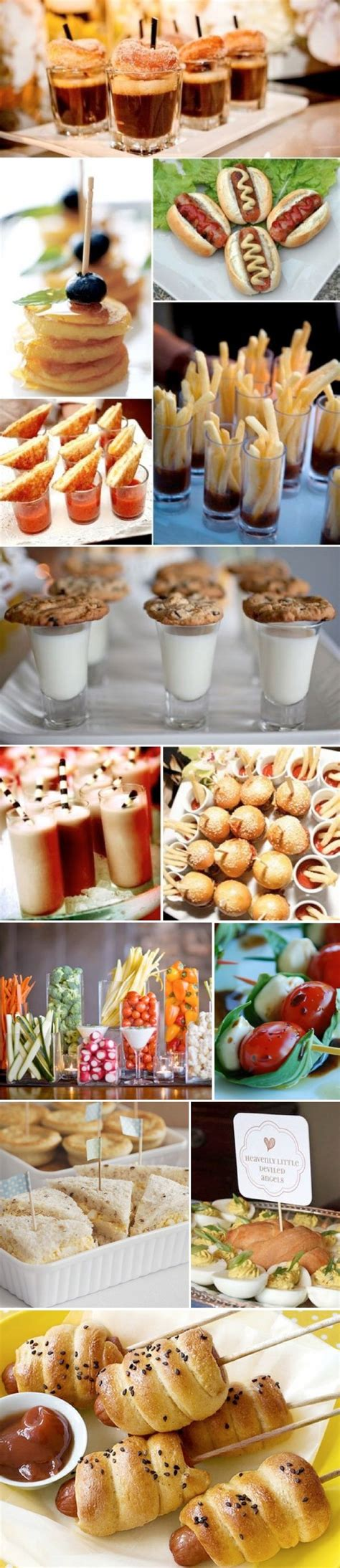 kitchen tea food ideas 25 best ideas about baby shower finger foods on pinterest