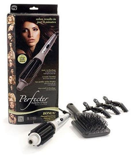 Calista Hair Styler Dryer Reviews by Calista Tools Perfecter Fusion Styler Air Brush Review