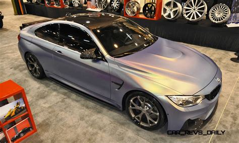 2015 BMW M4 by IKON Wraps