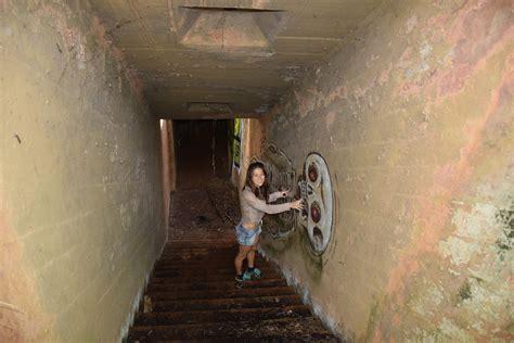 Wall Murals Of Trees concealed abandoned bunker hawaiifunshine