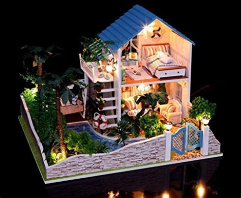 romantic house music ploy ploy romantic house diy wooden kit dollhouse miniature dolls house handmade home