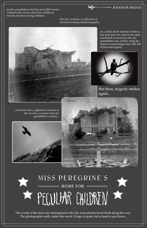 miss peregrine s home for peculiar children by ransom