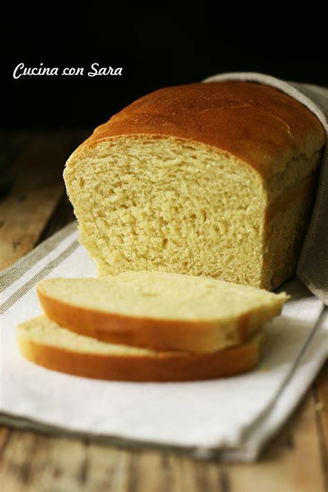 pane in cassetta ricetta ricetta pane in cassetta con farina di kamut soffice e