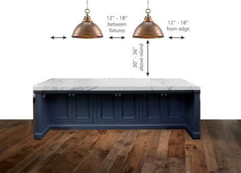 spacing pendant lights over kitchen island kitchen island lighting guide