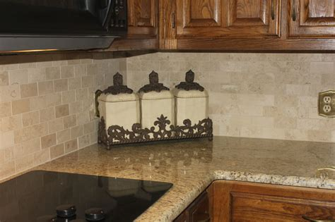 giallo ornamental granite countertop crema marfil backsplash