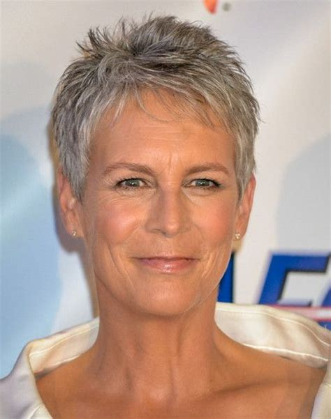 how to get jamie lee curtis hair color jamie lee curtis short hairstyles