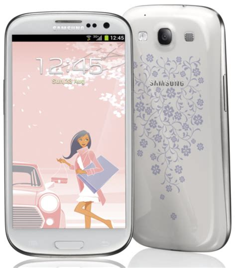 Galaxy Tab 2 La Fleur samsung set to roll out la fleur collection for on 2 march hardwarezone sg