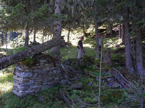 urlaub in einer waldh tte unterwegs auf alten steigen im wanderparadies gro 223 arltal