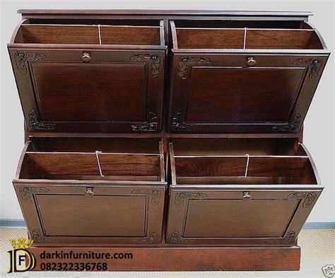 Furniture Rak Sepatu desain rak sepatu antik rak sepatu jati dakin furniture
