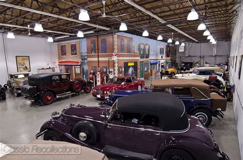 Ther Melian Recolection Ed Collectors garages mr ed schoenthaler collection classic recollections