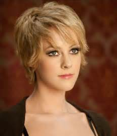 Short hairstyles cute easy short hairstyles for thick hairs how to do