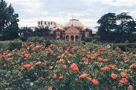 Exposition Park Rose Garden Los Angeles California Flower Garden Los Angeles