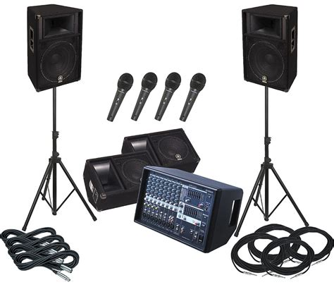 Mixer Sound System Yamaha buying guide how to choose the right pa system the hub